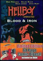 Hellboy: Blood and Iron - Victor A. Cook