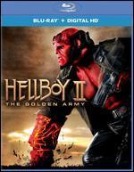 Hellboy II: The Golden Army [Includes Digital Copy] [UltraViolet] [Blu-ray]