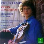 Henri Vieuxtemps: Violin Concertos Nos. 2, 4 & 5