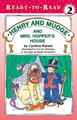 Henry and Mudge and Mrs. Hopper's House - Rylant, Cynthia