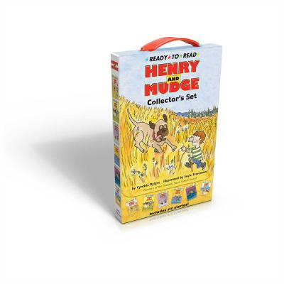 Henry and Mudge Collector's Set: Henry and Mudge: The First Book/Henry and Mudge in Puddle Trouble/Henry and Mudge in the Green Time/Henry and Mudge Under the Yellow Moon/Henry and Mudge in the Sparkle Days/Henry and Mudge and the Forever Sea - Rylant, Cynthia