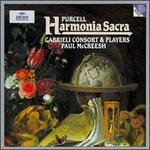 Henry Purcell: Harmonia Sacra - Angus Smith (tenor); Angus Smith (voices); Charles Daniels (tenor); Christopher Purves (voices); Christopher Purves (bass); Dr. William Fuller (lyre); Fred Jacobs (theorbo); Gabrieli Consort & Players; John Patrick (lyre); Julian Podger