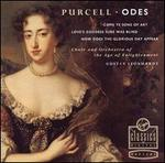 Henry Purcell: Odes to Queen Mary