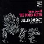 Henry Purcell: The Indian Queen - Alfred Deller (counter tenor); Christopher Ball (recorder); Claire Shanks (baroque oboe); Dai Jones (baroque oboe);...