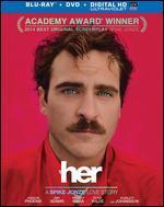 Her [2 Discs] [Includes Digital Copy] [Blu-ray/DVD] - Spike Jonze