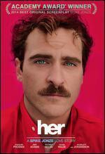 Her [Includes Digital Copy] - Spike Jonze