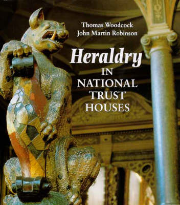 Heraldry in Historic Houses of Great Britain - Woodcock, Thomas