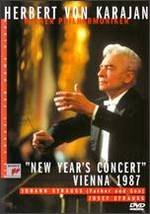 Herbert Von Karajan - His Legacy for Home Video: The New Year's Eve Concert 1987