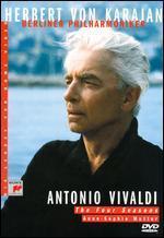 Herbert Von Karajan - His Legacy for Home Video: Vivaldi - The Four Seasons -