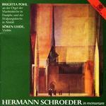 Hermann Schroeder in memoriam