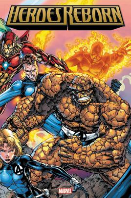 Heroes Reborn Omnibus - Marvel Comics