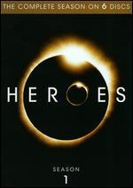 Heroes: Season 1 [6 Discs]