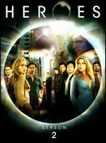 Heroes: Season 2 [4 Discs] -