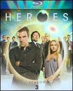 Heroes: Season 3 [5 Discs] [Blu-ray]