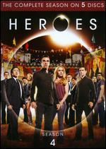 Heroes: Season 4 [5 Discs] -