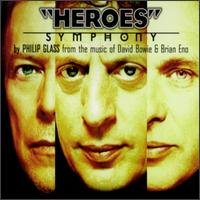 Heroes Symphony by Philip Glass from the music of David Bowie & Brian Eno - American Composers Orchestra / Michael Riesman