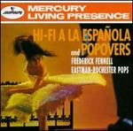 Hi-Fi a la Española and Popovers