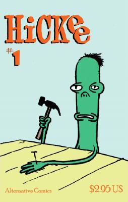 Hickee Volume 3 #1 -