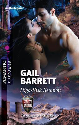 High-Risk Reunion - Barrett, Gail