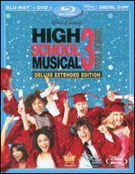 High School Musical 3: Senior Year [Extended] [3 Discs] [Includes Digital Copy] [Blu-ray/DVD]