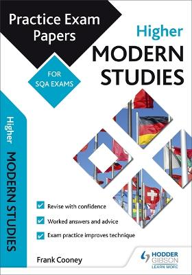 Higher Modern Studies: Practice Papers for SQA Exams - Cooney, Frank
