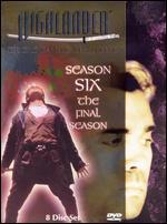 Highlander: Season 6 [8 Discs]