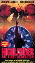 Highlander: The Final Dimension - Andy Morahan