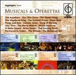 Highlights from Musicals & Operettas - Anne Rogers (vocals); Barbara Elsy (vocals); Barry Kent (vocals); David Croft (vocals); David Hughes (tenor);...