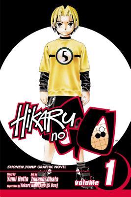 Hikaru No Go, Volume 1: Descent of the Go Master - Hotta, Yumi, and Obata, Takeshi (Illustrator)