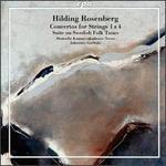 Hilding Rosenberg: Suite on Swedish Folk Tunes