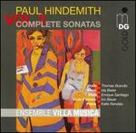 Hindemith: Complete Sonatas, Vol. 2