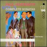 Hindemith: Complete Sonatas, Vol. 3