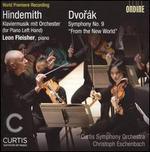 "Hindemith: Klaviermusik mit Orchester; Dvorák: Symphony No. 9 ""From the New World"""