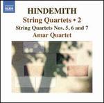 Hindemith: String Quartets, Vol. 2