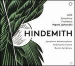 Hindemith: Symphonic Metamorphosis; Nobilissima Visione; Boston Symphony