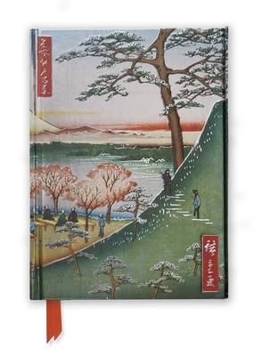Hiroshige: Meguro (Foiled Journal) - Hiroshige