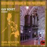 Historical Organs of the Philippines: San Agustin