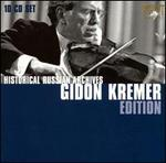 Historical Russian Archives: Gidon Kremer Edition