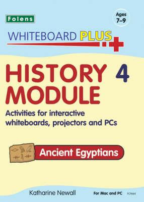 History: Ancient Egyptians (Whiteboard Plus) - Helen Whittaker