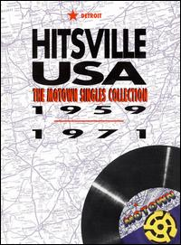 Hitsville USA - The Motown Singles Collection 1959-1971 - Various Artists
