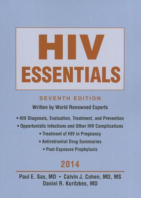 HIV Essentials 2014 - Sax, Paul E