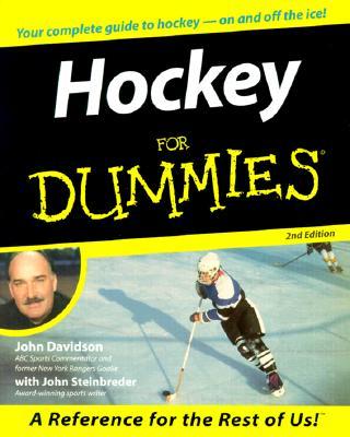 Hockey for Dummies - Davidson, John, Dr., and Steinbreder, John
