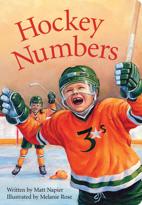 Hockey Numbers - Napier, Matt
