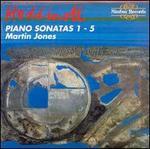 Hoddinott: Piano Sonatas 1-5