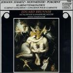 Hoffmeister/Stamitz/Pokorny: Clarinet Concertos