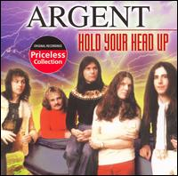 Hold Your Head Up [2000] - Argent