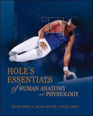 Hole's Essentials of Human Aandp - Shier, David N, Dr.