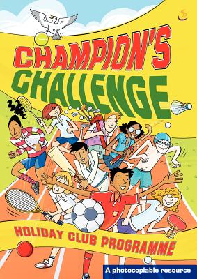 Holiday Clubs: Champions Challenge - Franklin, Helen
