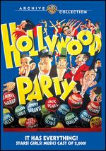 "Hollywood Party - Allan Dwan; Charles ""Chuck"" Riesner; Edmund Goulding; George Stevens; Richard Boleslawski; Roy Rowland; Sam Wood"