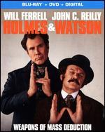 Holmes and Watson [Includes Digital Copy] [Blu-ray/DVD]